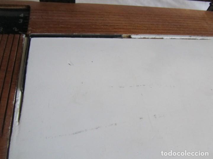 Arte: Tabla para dibujo técnico - Foto 11 - 246954020