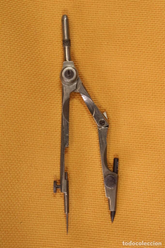 Arte: Bigotera para lápiz. S.XX. Pencil whisker. 20Th Century. - Foto 4 - 254229185
