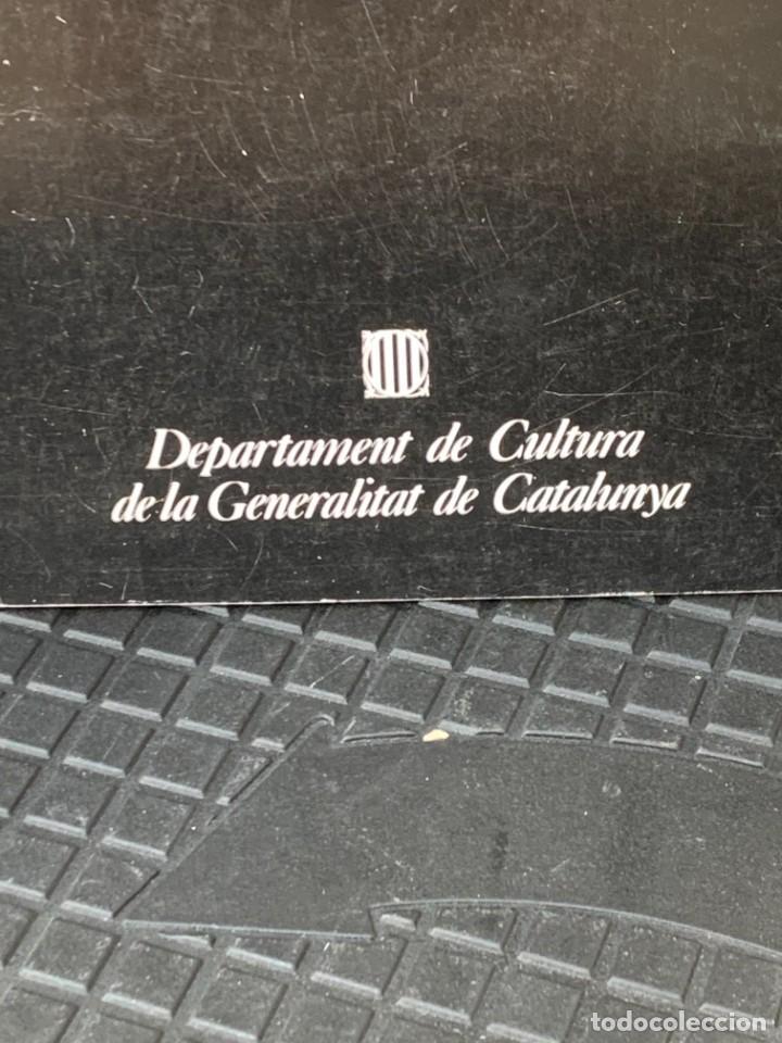 Arte: JOAQUIM GOMIS LA POÈTICA DE LA MODERNITAT BARCELONA 1986 MOLT IL·LUSTRAT 29X21 - Foto 4 - 267906599