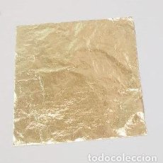 Arte: PAN DE ORO 800 LAMINAS 8 X 8 CM. Lote 268840444