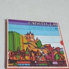 Art: CAJA 12 LÁPICES COLORES CASTILLA. Lote 271841008