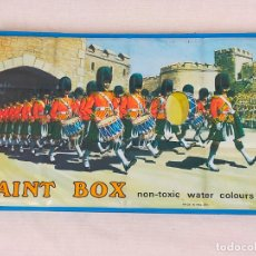 Arte: PAINT BOX ACUARELAS. Lote 275753523