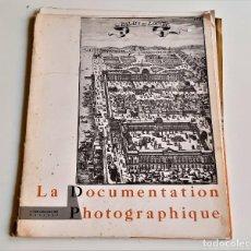 Art: 1965 LA DOCUMENTATION PHOTOGRAPHIQUE - LAMINAS VARIAS - 24 X 31.CM VER IMAGENES. Lote 281971383