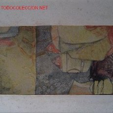 Arte: RUSSELL KEETER PINTURA ORIGINAL. Lote 8935490