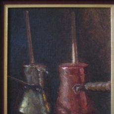 Arte: RICARDO LLORENS CIFRE CHOCOLATERAS. Lote 25936146