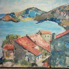 Arte: GERONIMO MUÑIZ (1938). OLEO/TABLEX. 41 X 33 CM. FIRMADO MUÑIZ, ANGULO INFERIOR DERECHO.. Lote 27293599