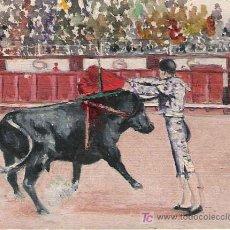 Arte: MINIATURA TAURINA. Lote 23656933