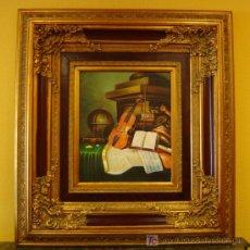 Arte - ESPECTACULAR CUADRO ESTILO ANTIGUO - 26902776