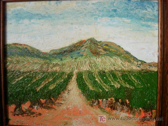 Olivos de martos espa a cuadro de pintura al comprar - Cuadros online espana ...