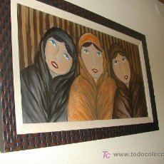 Arte: TRES MARIAS. Lote 27127845