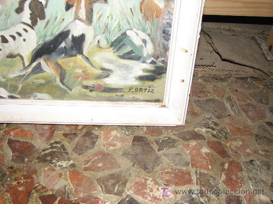 Arte: Cuadro oleo sobre tela. 73x61 cm - Foto 2 - 27595314