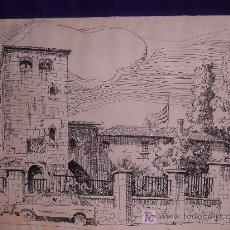 Arte: CUADRO DE JOSE AZNAR IBAÑEZ . Lote 7631563
