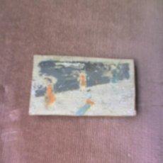 Arte: TABLA IMPRESIONISTA- PEQUEÑA-MARINA -VALENCIANA-OLEO SOBRE TABLA. Lote 7937022