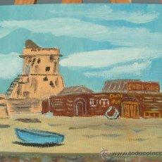 Arte: CASTILLO DE CABO DE GATA . Lote 15565751