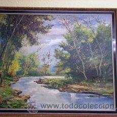 Arte: OLEO ORIGINAL. Lote 26286545