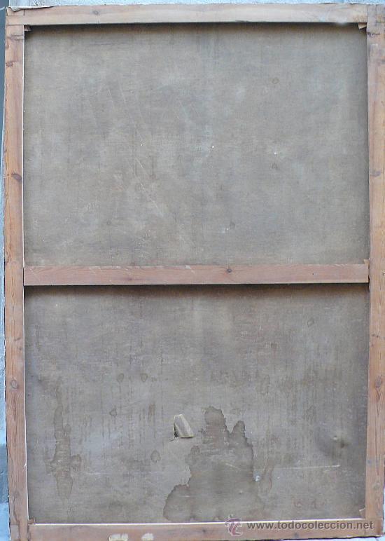 Arte: Kallinik Gousseff, la resurección de jesús, 1928, pintura al óleo sobre tela. 123 x 176 cm - Foto 2 - 22974035