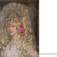 Arte: ARTURO STAGLIANO (1870-1936) OLEO SOBRE LIENZO. Lote 25507971