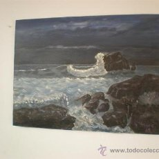 Arte: MARINA OLAS DEL MAR. Lote 9349177