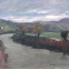 Arte: BARTHOLD MANUEL (1875-1947) OLEO SOBRE TELA¡¡¡¡¡¡¡¡LIQUIDACIÓN!!!!!!!!!!!!. Lote 26934180
