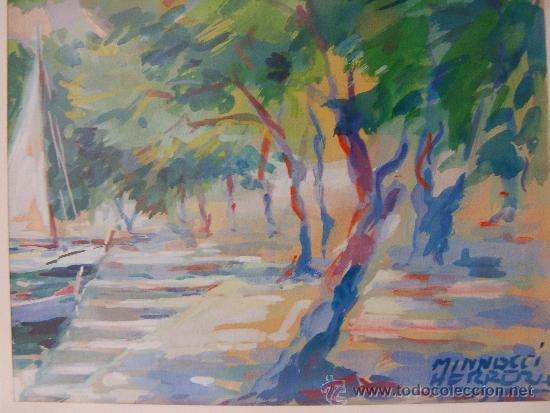 pintura española (2 cuadros). flores y marina. - Comprar Pintura al ...