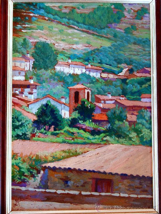 Pintura espa ola del siglo xix paisaje maximi comprar - Pintura asfaltica precio ...