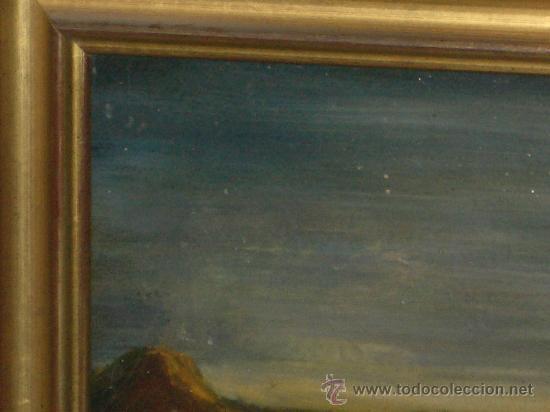 Arte: IMPRESIONANTE ANTIGUO OLEO XVIII-XIX, BODEGON FLORES - Foto 4 - 25719592