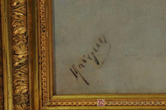 Arte: Oleo sobre tela firmado Marqués - Foto 3 - 12155798