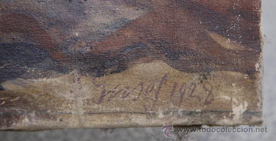Arte: Kallinik Gousseff, la resurección de jesús, 1928, pintura al óleo sobre tela. 123 x 176 cm - Foto 7 - 22974035