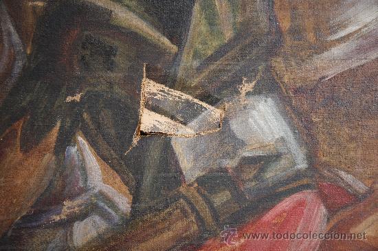 Arte: Kallinik Gousseff, la resurección de jesús, 1928, pintura al óleo sobre tela. 123 x 176 cm - Foto 9 - 22974035