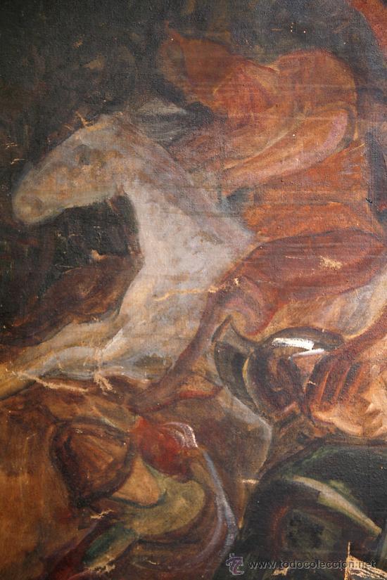 Arte: Kallinik Gousseff, la resurección de jesús, 1928, pintura al óleo sobre tela. 123 x 176 cm - Foto 10 - 22974035