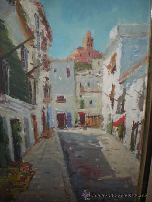 Arte: OLEO CALLE PUEBLO - Foto 4 - 25815158
