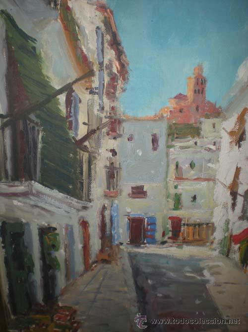 Arte: OLEO CALLE PUEBLO - Foto 5 - 25815158