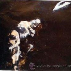 Arte: DESCENSO DEL ESPIRITU,OLEO /PAPEL COUCHE DE ALMA AJO.. Lote 26946630