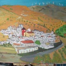Arte: EL MARCHAL DE ANTÓN LÓPEZ ,ÓLEO SOBRE MADERA 83X63 CM. APROXIMADAMENTE DE CRESPO. Lote 15786943