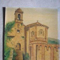 Arte: MONASTERIO DE CAAVEIRO (CORUÑA). FIRMADO R. MIDON EN 1945. Lote 26999720