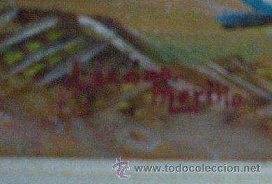 Arte: J008-Óleo sobre tela firmado Lozano Morillo - Foto 2 - 26564248