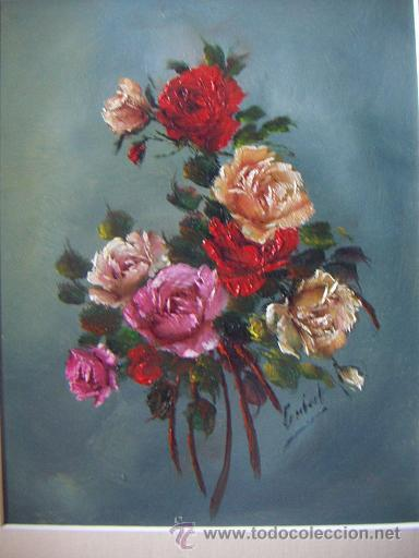 Arte: Oleo original con marco - Foto 2 - 27505880