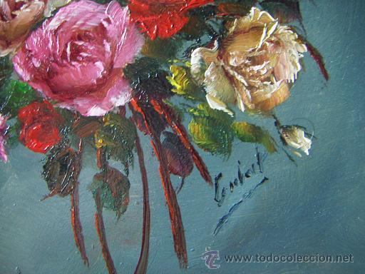 Arte: Oleo original con marco - Foto 3 - 27505880