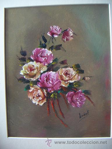 Arte: Oleo original con marco - Foto 2 - 27226716