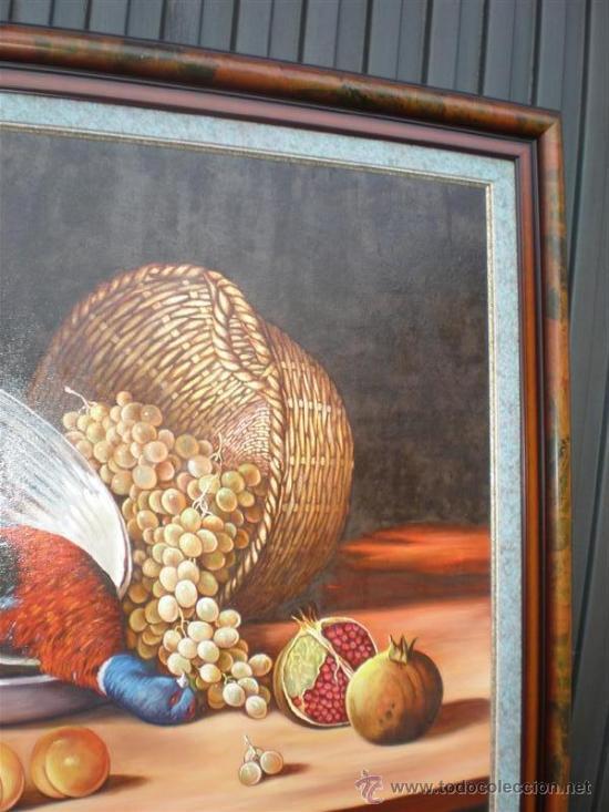 Arte: pintura al oleo bodegon por Ramon figueredo - Foto 4 - 17350625
