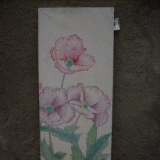 Arte: SEDA CHINA PINTADA A MANO. Lote 17935243