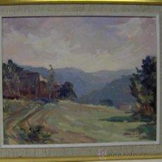 Arte: MIQUEL ALÓS MARIMON. NACE EN SABADELL EN 1943, (SAN LLORENS SAVALL). Lote 27272751