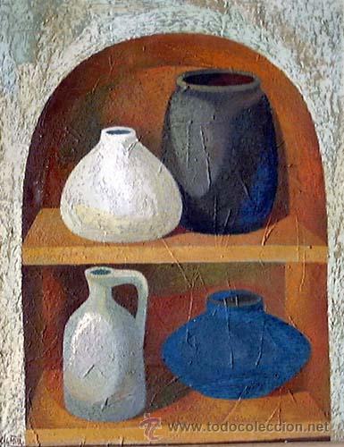 OLEO DE SEFA FERRE (Arte - Pintura - Pintura al Óleo Contemporánea )