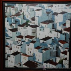 Arte: OLEO VISTA DE CASARES . Lote 26736014
