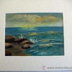 Arte: OLEO DE TOMS. Lote 27137981