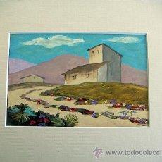 Arte: OLEO DE TOMS. Lote 27566982