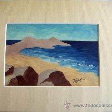 Arte: OLEO DE TOMS. Lote 26809779
