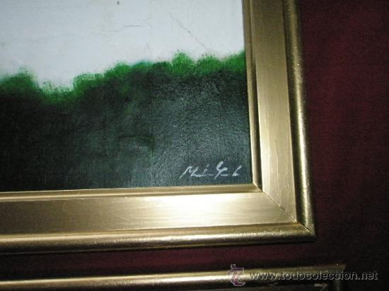 Coleccion de 6 cuadros oleos abstractos con mar comprar for Donde puedo comprar cuadros