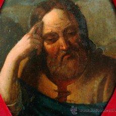 Arte: PINTURA AL OLEO SOBRE COBRE DE APROXIMADAMENTE DE 1820. Lote 26291588