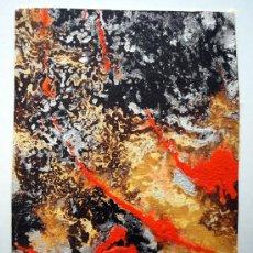 Arte: PINTURA ORIGINAL SOBRE LIENZO OLEO 15 X 20 CM. FIRMADO GODARD.. Lote 23498137